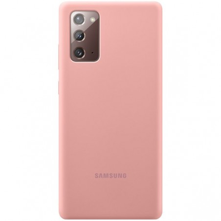 SAMSUNG Silicone Cover do Galaxy Note 20 ACC HHP