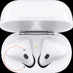 AirTag Leather Loop