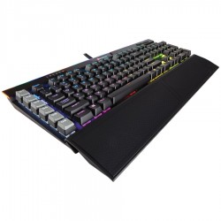 CORSAIR K95 RGB PLATINUM Mechanical Keyboard, Backlit RGB LED, Cherry MX Speed