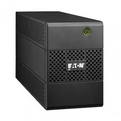 Eaton UPS 500VA/300W, Tower, Line Interactive with Automatic Voltage Regulation,