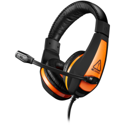 CANYON Gaming headset 3.5mm jack with adjustable microphone and volume control